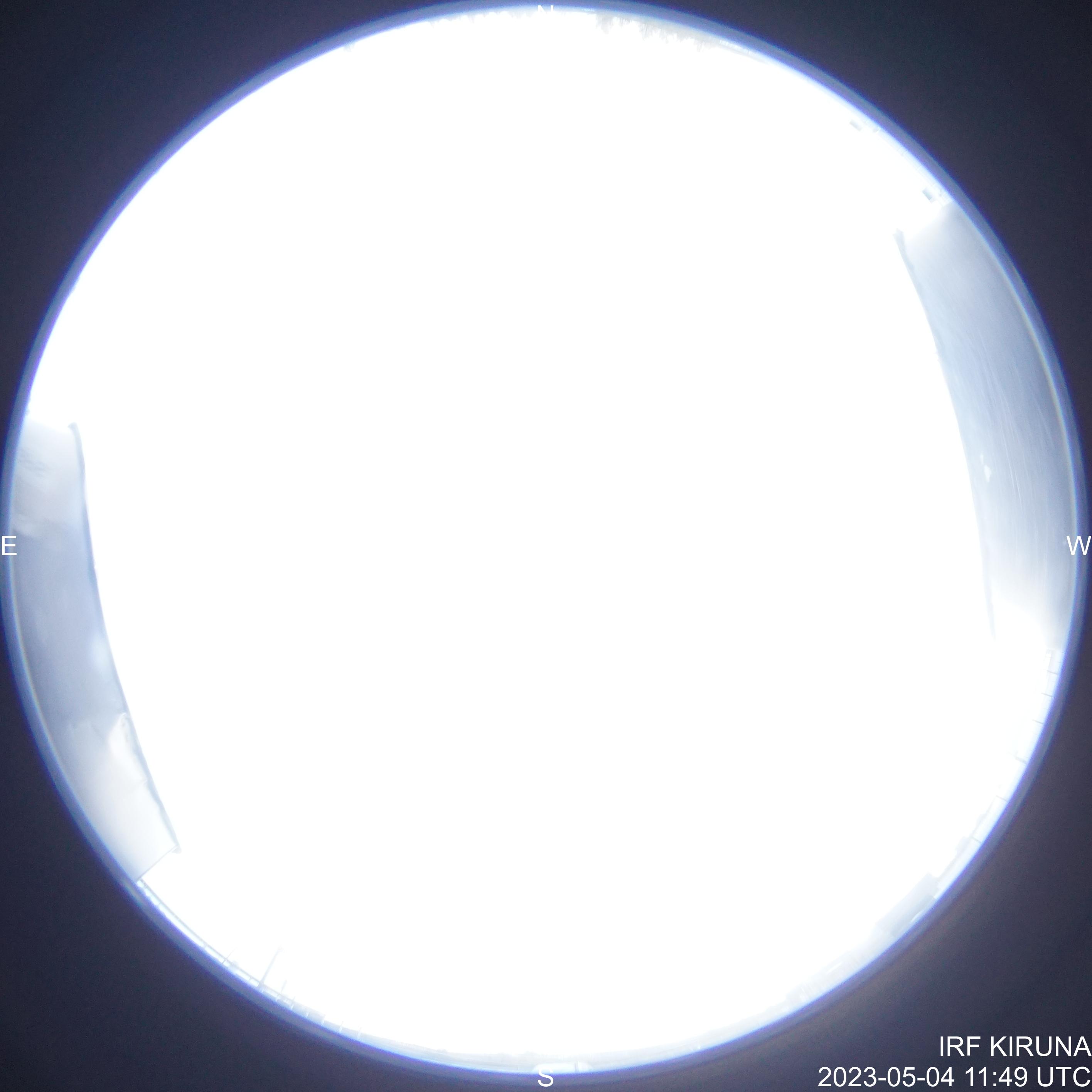 Web Camera is located in Kiruna, Sweden.